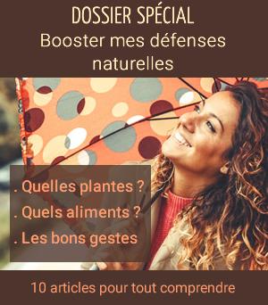 BOOSTER MES DÉFENSES NATURELLES