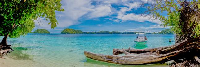 Palaos le premier archipel du Pacifique  à bannir la crème solaire