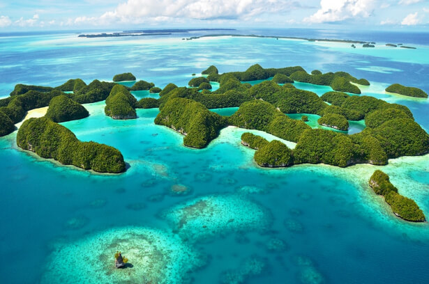 archipel Palaos