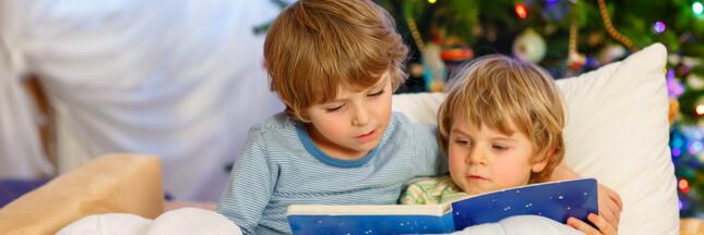 Sélection livre - Des ouvrages pour attendre Noël avec votre enfant