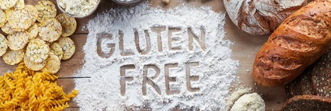 Une étude pour mieux comprendre le phénomène 'sans gluten'