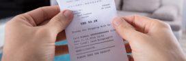 Pourquoi les tickets de caisse sont dangereux pour la santé