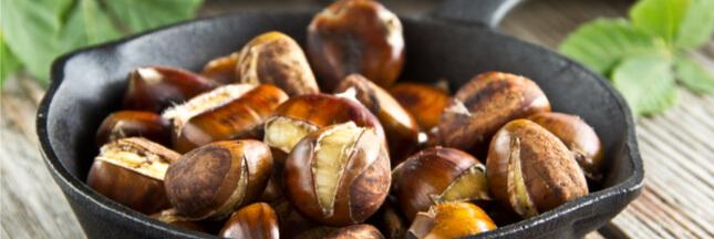 La châtaigne, un fruit idéal pour faire le plein de fibres et de minéraux