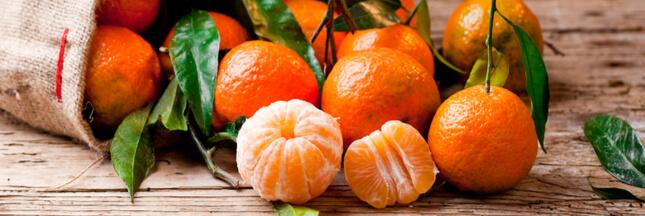 La clémentine, notre meilleure alliée vitalité et santé de l'hiver