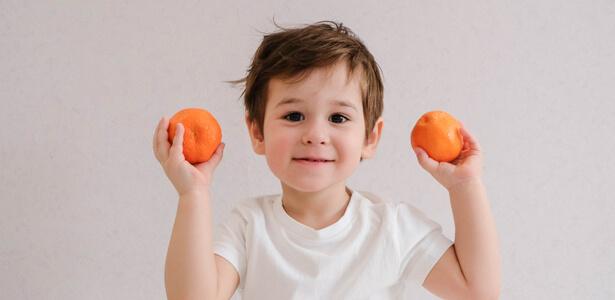 clémentines enfants vitamines