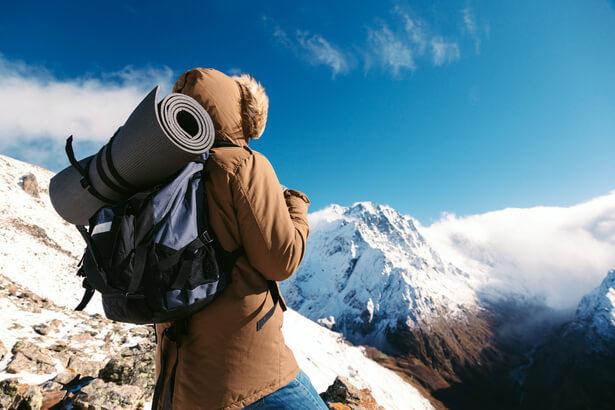 randonnée hiver: comment randonner en hiver