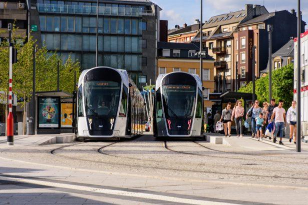 Tous les transports publics gratuits dès 2020 — Luxembourg