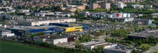 Sélection livre - Le jour où les zones commerciales auront dévoré nos villes - Franck Gintrand