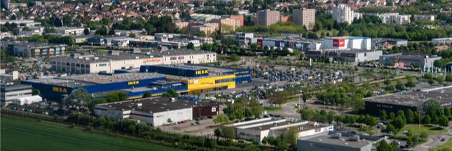 Sélection livre – Le jour où les zones commerciales auront dévoré nos villes – Franck Gintrand