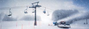 Sondage - Pour ou contre le recours aux canons à neige dans les stations de montagne ?
