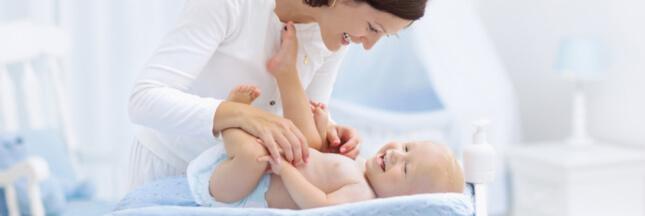 Couches pour bébé : Les fabricants sommés d'éliminer les substances toxiques