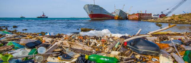30 multinationales s'allient pour lutter contre les déchets plastiques