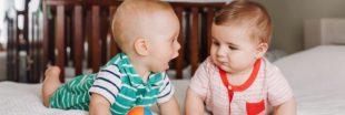 Le gazouillement des bébés, une étape clé du langage