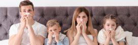 Grippe: les pires objets à la maison qui peuvent vous contaminer