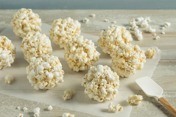 recette pop corn