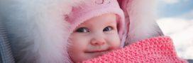 5 astuces pour protéger son bébé du froid de l'hiver