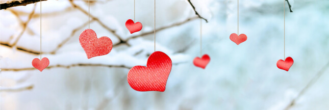 Pour un cadeau de Saint-Valentin malin