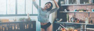 Des sous-vêtements qui n'ont (presque) pas besoin d'être lavés