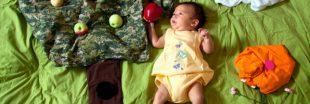 Habits bio pour bébé : nos marques préférées