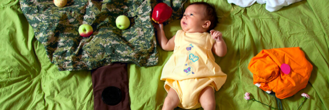 Habits bio pour bébé: nos marques préférées