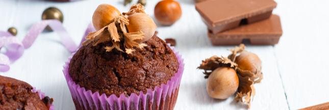 Rappel produit - Muffins noisettes-cacao - Valpibio