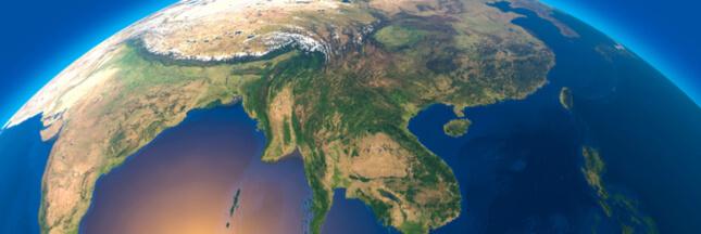 Surprenant : la Chine et l'Inde re-végétalisent la planète