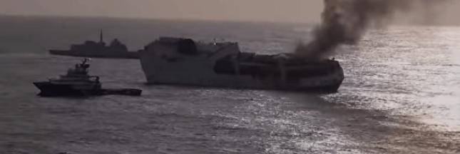 Grande America - Une marée noire menace les côtes françaises