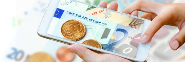 Gérer ses comptes sur smartphone avec les banques en ligne
