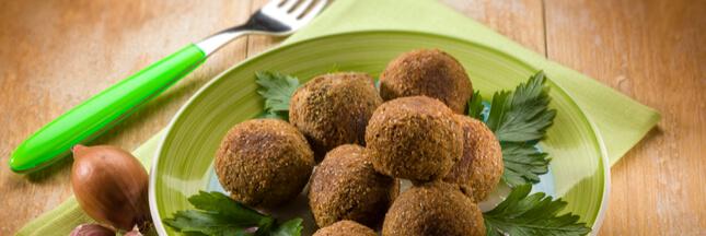 Notre fameuse recette des boulettes de lentilles brunes à l'orientale