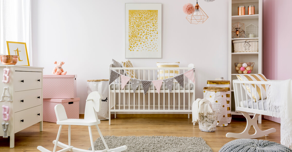 Comment nettoyer une chambre de bébé naturellement ?