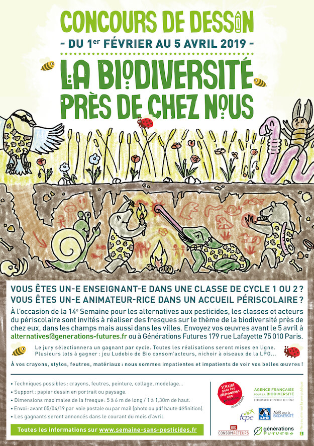 semaine alternatives pesticides