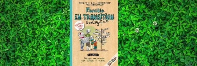 Sélection livre - Famille en transition écologique