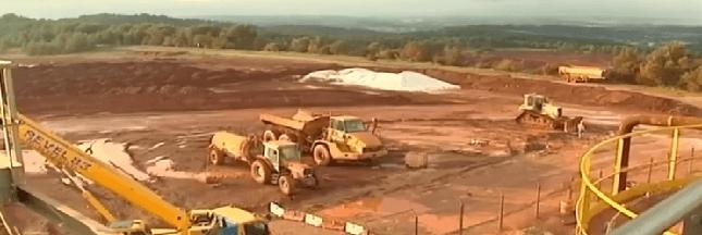 Gardanne: une information judiciaire contre les boues rouges d'Alteo