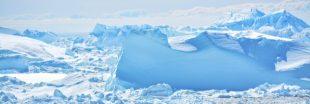 Alors que les glaces fondent, des glaciers se reforment !
