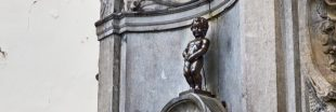 À Bruxelles, le Manneken-Pis urine toujours de l'eau potable mais ne la gaspille plus !