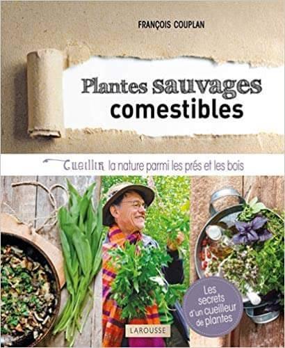 plantes sauvages comestibles sélection livre