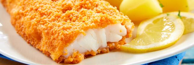Le poisson pané, un plat préparé à éviter