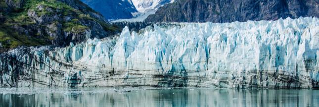 En fondant, les glaciers libèrent... de la radioactivité !