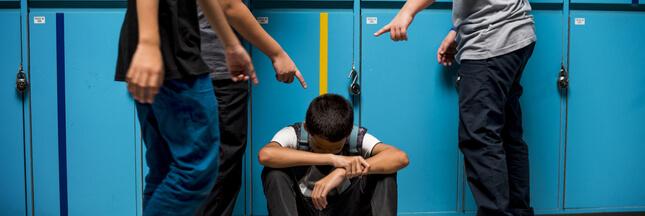 Les victimes de harcèlement à l'école  risquent d'en subir les conséquences à l'âge adulte