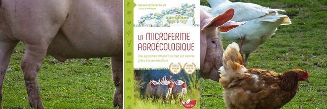Sélection livre : la microferme agroécologique