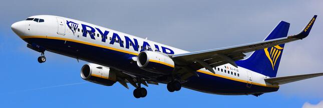 Ryanair intègre le TOP 10 européen des plus gros émetteurs de CO2