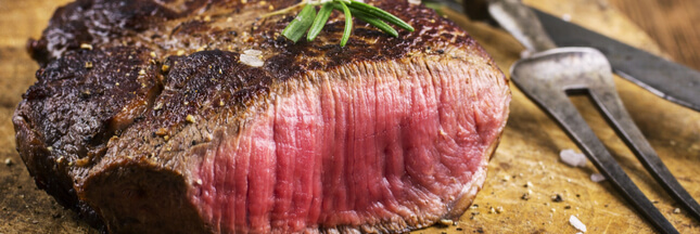 Cancer : consommer de la viande rouge même en petite quantité comporte des risques