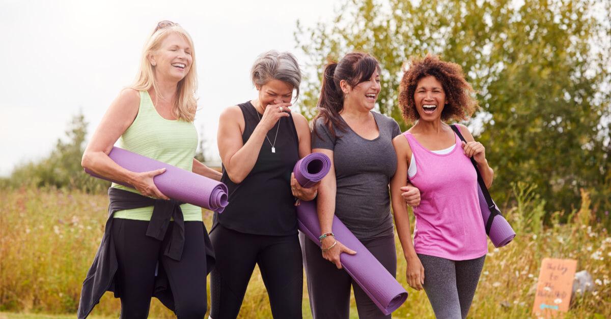 yoga pour vivre plus longtemps