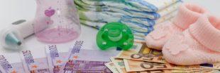 Nos astuces pour dépenser moins avec l'arrivée d'un bébé