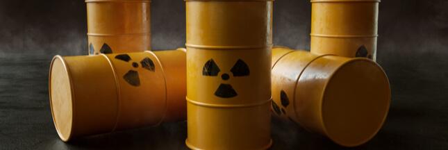 'Y-a-t-il des déchets nucléaires près de chez vous ?'...Faites le test avec Greenpeace !