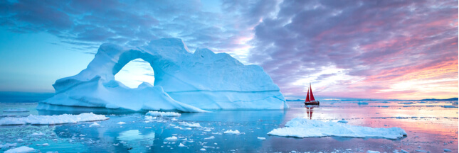 Le niveau des mers pourrait augmenter de 2 mètres d'ici 2100
