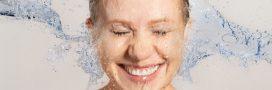 Se laver le visage: les erreurs que l'on fait tous