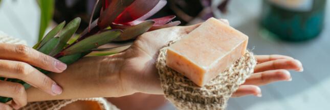 6 bonnes raisons d'utiliser du savon solide plutôt que du gel douche