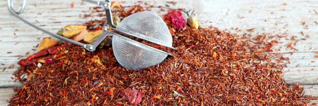 Préparez l'été en beauté avec le thé rouge (ou rooibos)!