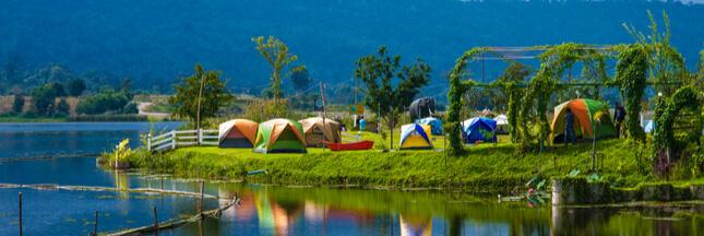 Le camping: un bon plan écologique pour vos vacances?